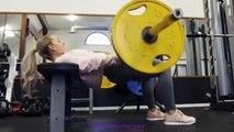 Linn Jacobsson exercicios para mulheres - torneando o bumbum e pernas