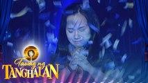 Tawag ng Tanghalan: Adelene Rabulan still reigns as the defending champion