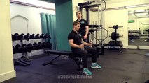 Golf Fitness Series: Tip 4 - Unrolling chest fly