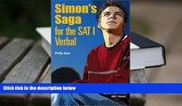Best PDF  Simon s Saga for the New SAT Verbal [Download] Online