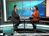 Ecuador: habla pdta. de Partido ID sobre su plataforma política