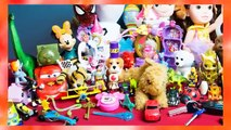 Episode 20: Lightning McQueen from Cars, Transformers, Minnie Mouse Toys, Toy Trucks, Dinosaurs
