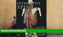 READ THE NEW BOOK  Interactive Spine (CD-ROM for Windows and Macintosh) BOOOK ONLINE