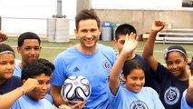 En chiffres - La carrière de Franck Lampard