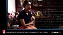 Envoyé Spécial : La lettre troublante d'une jeune partie en Syrie à sa mère (Vidéo)