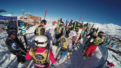 Clip FIS Europa Cup 2017 Val Thorens