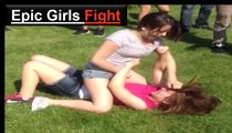 Funny Girl Fight Compilation - Funny Type