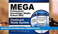 [Download]  MEGA Professional Knowledge: Middle School (062) Flashcard Study System: MEGA Test