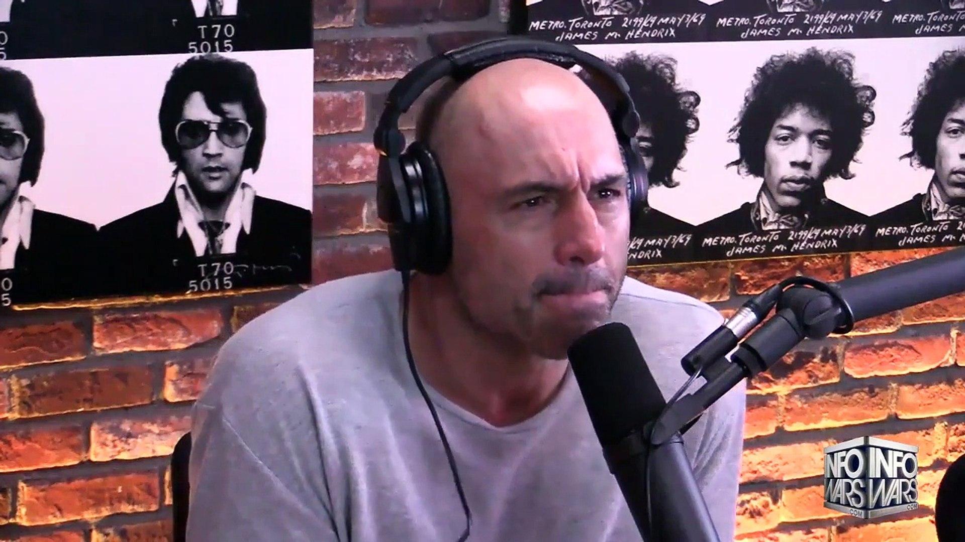Alex Jones & Joe Rogan Breakdown  PizzaGate Pedophile Cult