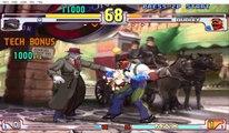 Um noob jogando Street Fighter 3 - Um Noob jogando