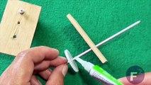 Como Fazer Uma Lanterna Caseira Sem Pilhas - Facil De Fazer