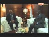 Ahoussou Jeannot a reçu des hommes d'affaires spécialisés dans l'agiculture et les mines