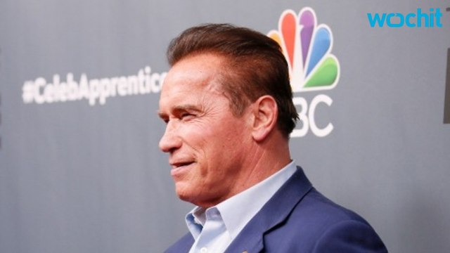 Schwarzenegger Offers to Switch Jobs With Trump