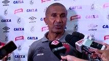 Cristóvão Borges diz que Vasco voltou ao normal e enaltece consistência da equipe