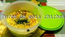 Cuisine : La purée de pois chiches