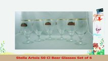 Stella Artois 50 Cl Beer Glasses Set of 6 c80085d2