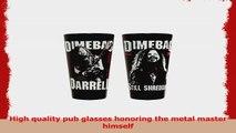 Dimebag Darrell Still Shredding Pint Glass 257735a1