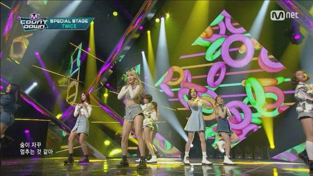 ′Special Stage′ 상큼한 ′트와이스′의 ′Candy Boy′무대