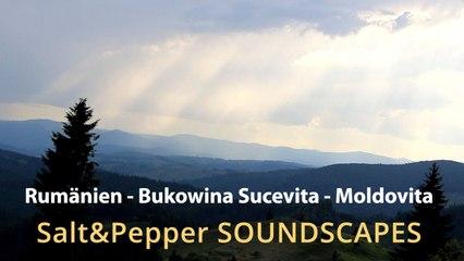 Rumänien - Bukowina Sucevita - Moldovita