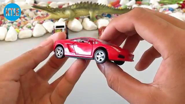 Enjoy 5 Gift Set Toy Cars | Custom Ford Bronco | Clear Speeder