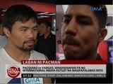 24 Oras: Pacquiao Vs Vargas, hinahanapan pa ng international media outlet na magpapalabas nito