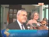 Audience du premier ministre accordée à l'ambassadeur des Etats Unis en Côte d'Ivoire