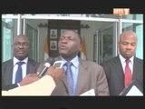 Le 1er Ministre Ahoussou Jeannot a reçu en audience le représentant du PNUD en Côte d'Ivoire