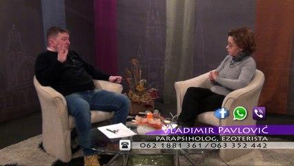 Vladimir Pavlovic - parapsiholog ezoterista