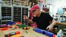 Faites votre sniper à partir de jouets NERF !