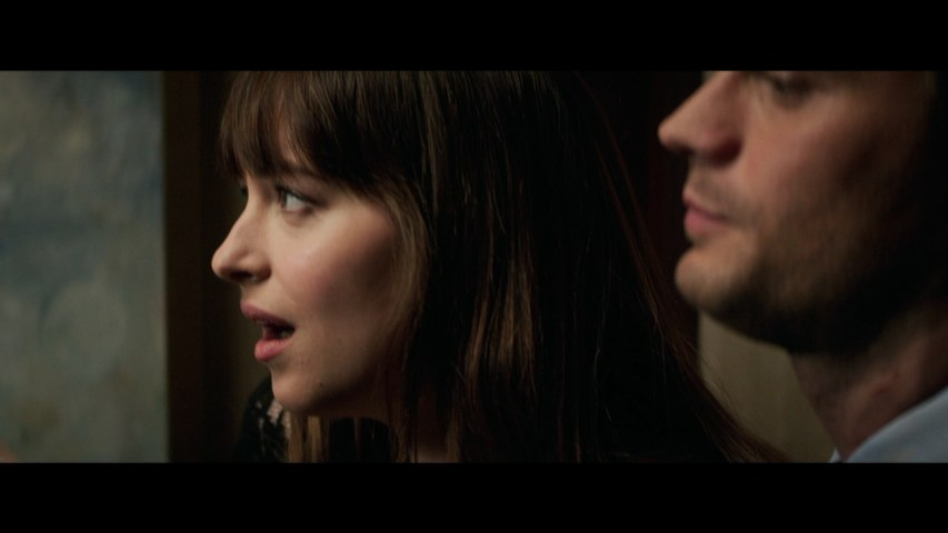 Very Sexy Scene From 'Fifty Shades Darker'