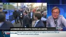 QG Bourdin 2017 : François Hollande regrette-t-il de ne pas avoir présenté sa candidature à la présidentielle? - 03/02