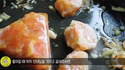[Diet recipe-389kcal] Chickpea gnocchi - Vegan gnocchi / 병아리콩 뇨끼 - 비건 뇨끼