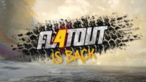 FlatOut 4  Total Insanity Gameplay Reveal Trailer