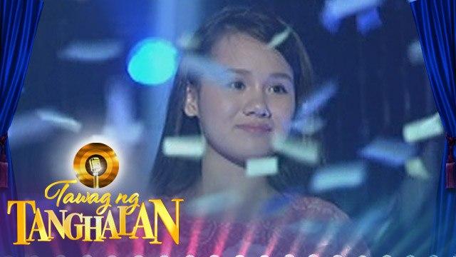 Tawag ng Tanghalan: Adelene Rabulan continues her victory