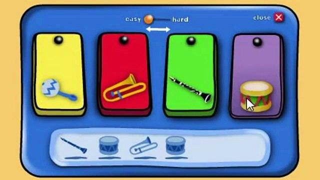 Blues Clues - Music Maker - Blues Clues Games