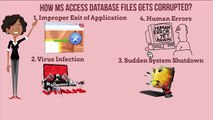 Compact & Repair MS Access 2016 Database (.accdb) Files [MS Access Tips & Tricks]