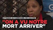 Carrousel du Louvre : trois témoins s'expriment après l'attaque au couteau d'un militaire