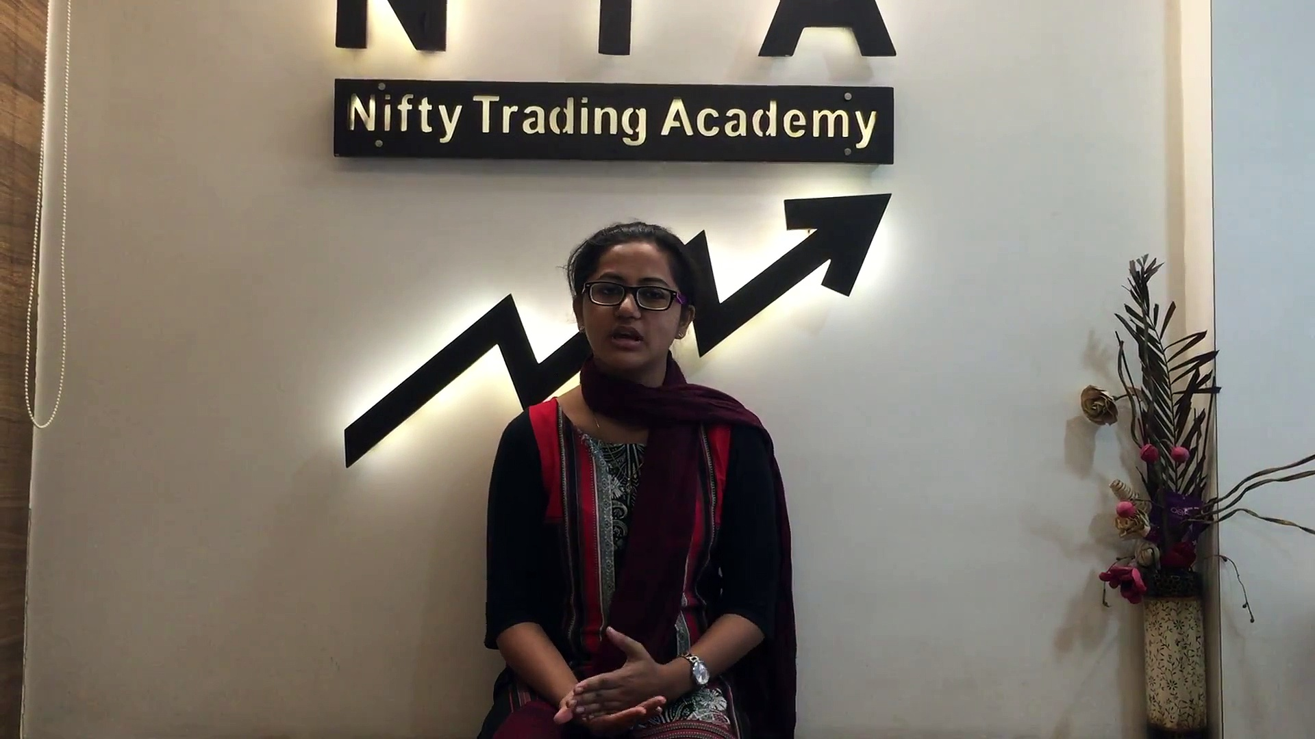 Nifty Trading Academy Review By Tasmin (Assam)