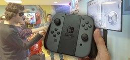 Probamos Nintendo Switch en el Showroom de Nintendo España