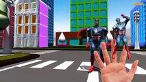 Finger family Fat Hulk 3d rhymes animation cartoon - Dinosaur gorilla finger family Rhymes for Kids