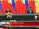BT: Panayam kay Sec. Perfecto Yasay, DFA