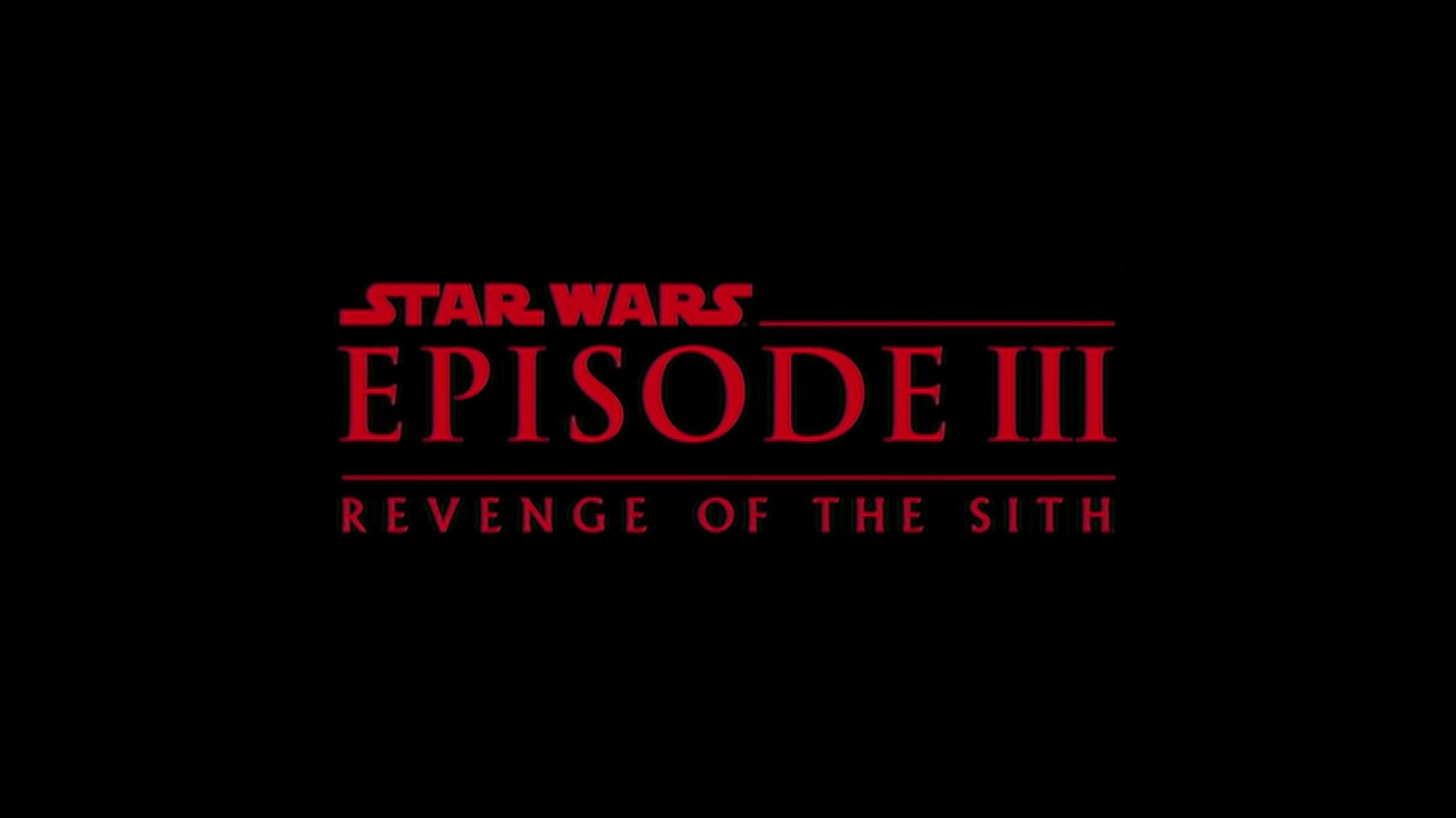 Star Wars Iii Revenge Of The Sith 2005 Trailer Hd Video Dailymotion