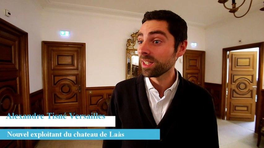 Domaine de Laàs : les projets d'Alexandre Tisné-Versailles, le nouvel exploitant