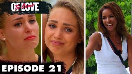 The Game of Love (Replay) - Episode 21 : Anastasiya éliminée / Sarah débarque