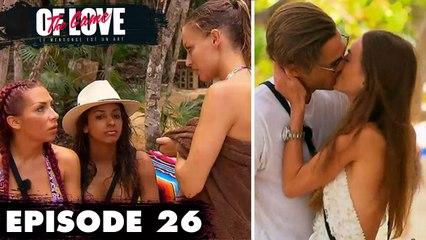 The Game of Love (Replay) - Episode 26 : Laurence humilie Natascha / Helen s'en va