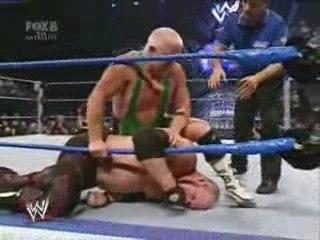 SmackDown 14 09 07 Kane Vs Finlay