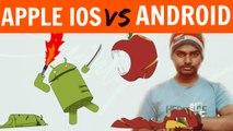 iPhones Vs Android Phones | Smartphone War