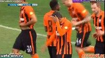 Marlos Goal HD - Aalborg 0-1 Shakhtar Donetsk 03.02.2017