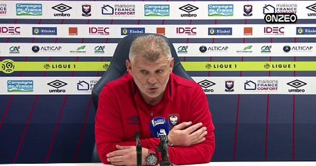 POINT PRESSE (SMC) : AVANT GUINGAMP - CAEN