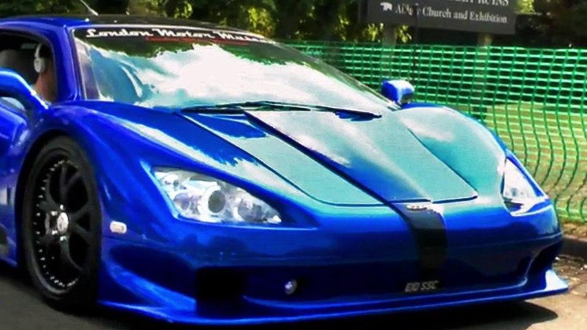 Os 5 carros mais velozes do mundo